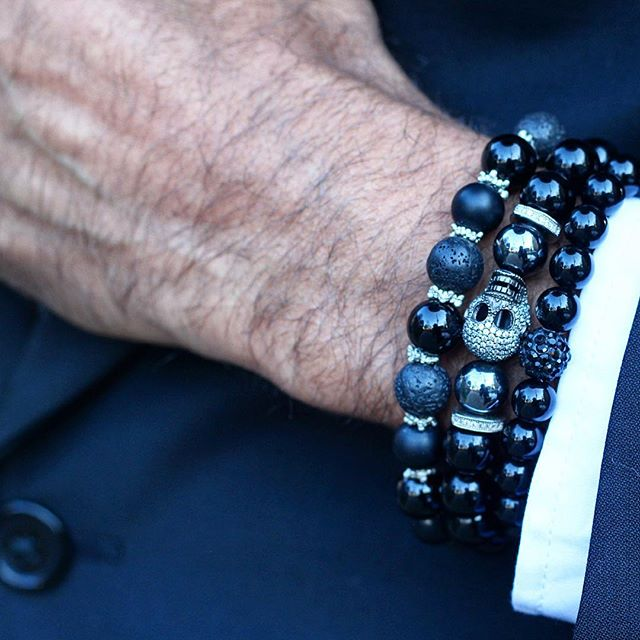Bracelets 1 And 3 Are Custom