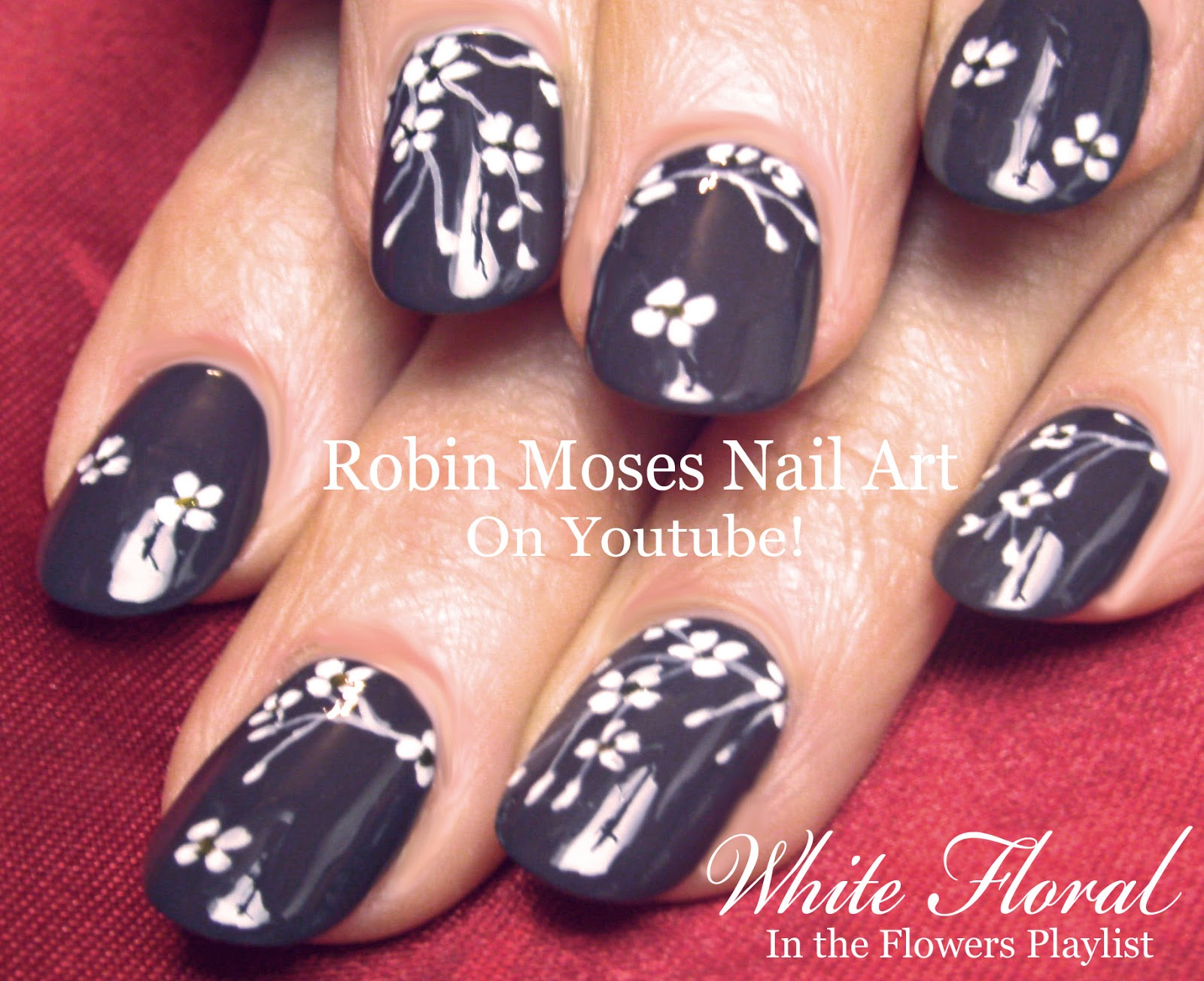 Nail Art by Robin Moses: February 2016
