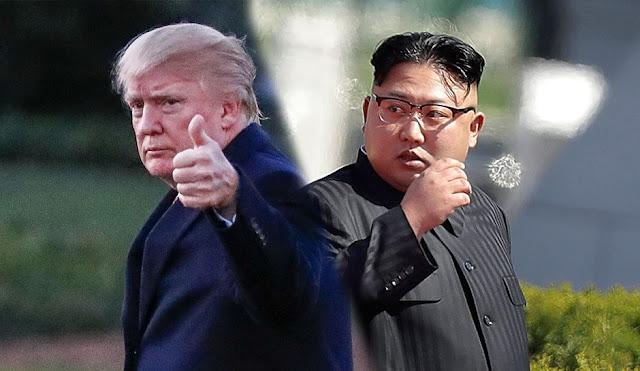 Deputados dos Estados Unidos se opõem à ação militar dos EUA contra a Coreia do Norte.