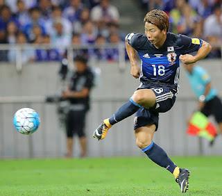 アジア最終予選 日本vsオーストラリア