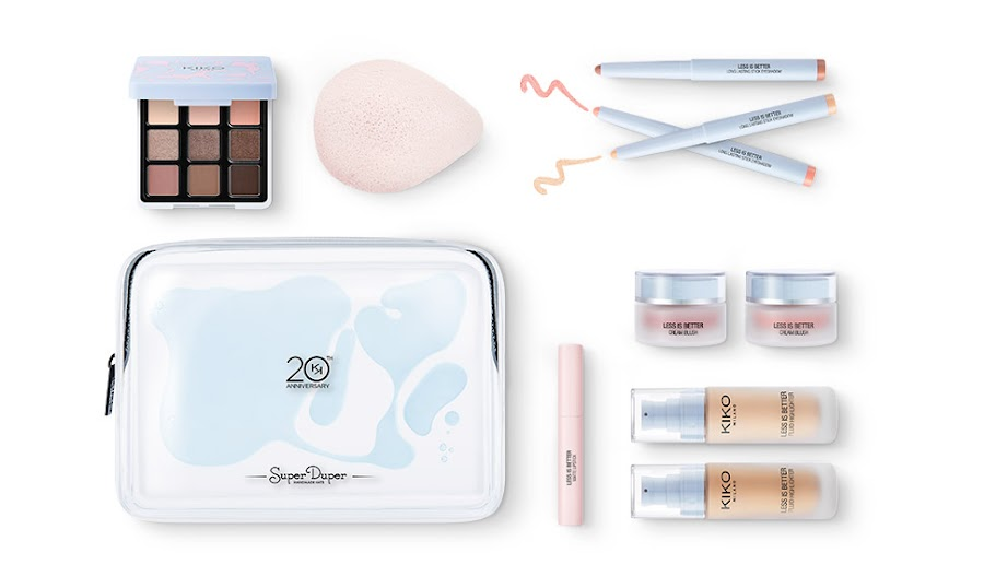 Limited edition less is better by KIKO MILANO Albeautypink