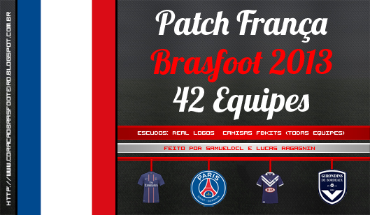 patch do brasfoot 2013 inglaterra