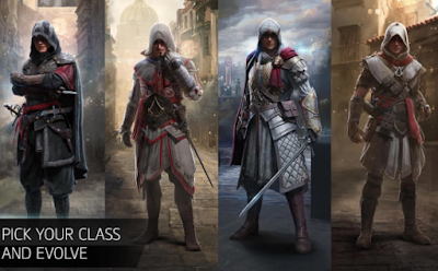 Assassins Creed Identity Mod Apk