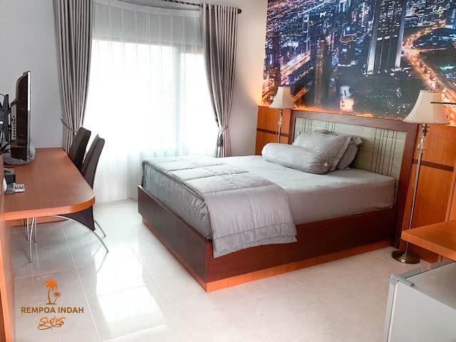 rempoa indah suites palangkaraya wisma guest house