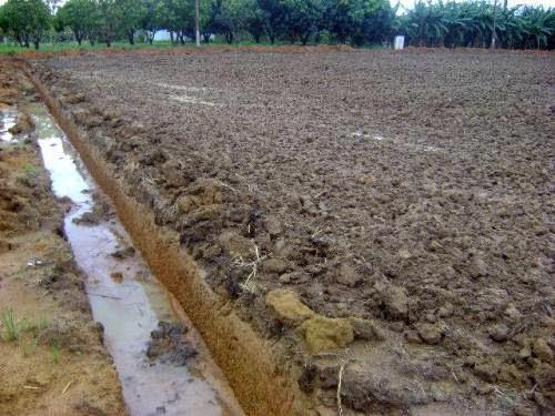 Drenagem e Irrigação