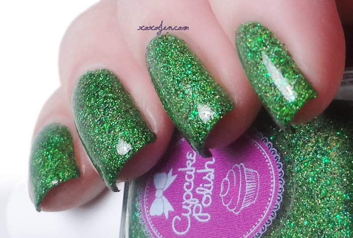 xoxoJen's swatch of Cupcake Polish Deck The Malls