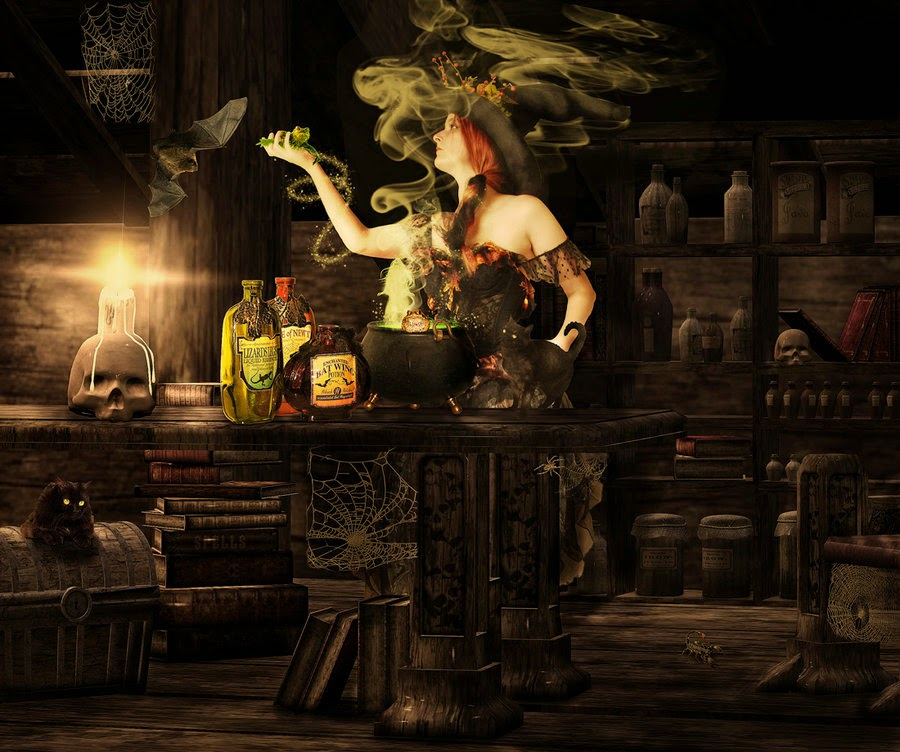Merlin S Magickal Mistress Kitchen Witch