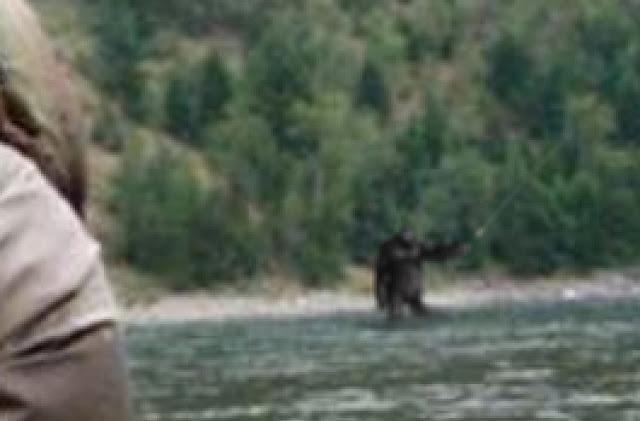 tenkara sasquatch fly fishing