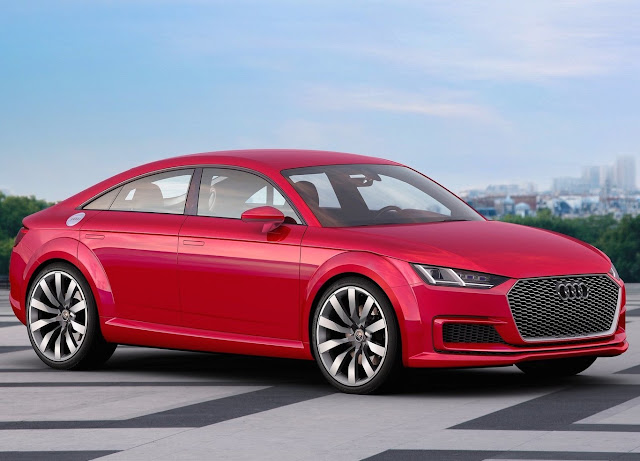 El Audi TT de cuatro puertas no está entre los planes de la marca
