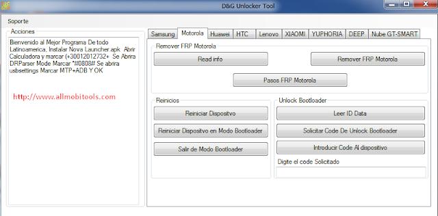 "D&G Unlocker Tools ""Bypass FRP Lock"" Full Crack Setup Installer Free Download"
