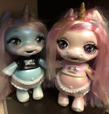 Кукла единорог Poopsie