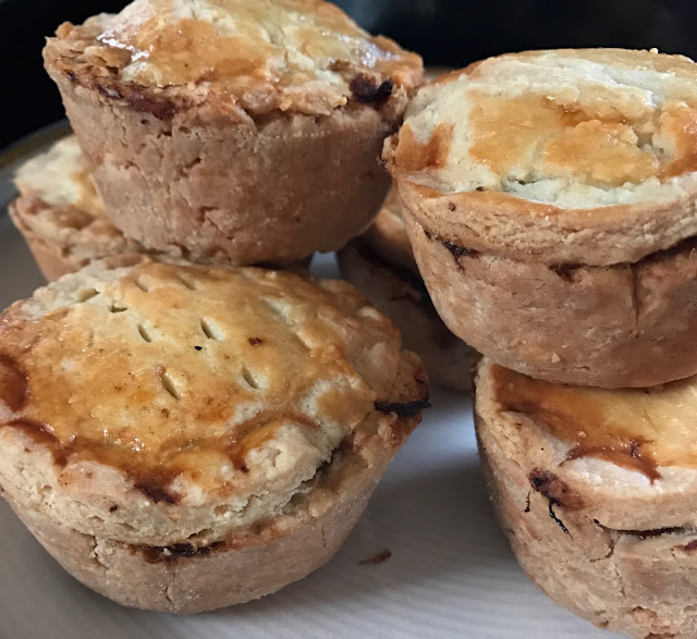 A Taste of History with Joyce White: Steak & Ale Pies for ...