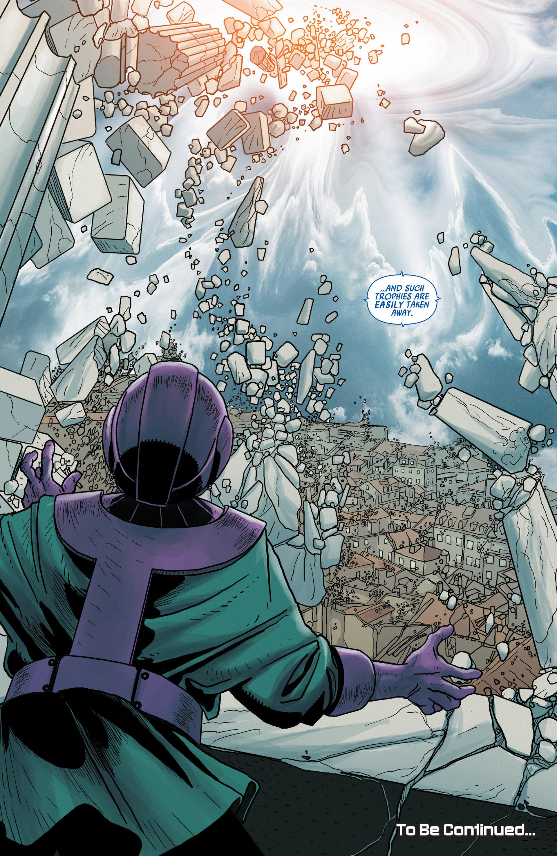Read online Uncanny Avengers (2012) comic -  Issue #12 - 22
