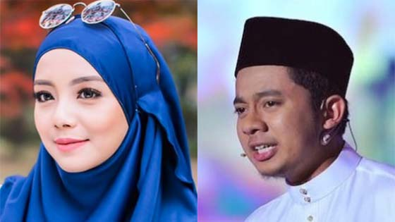 Reaksi Mira Filzah Isu Surat Luahan Hati PU Rahmat