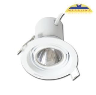 Đèn downlight  âm trần Philips 3W 59774 Pomeron - Chất Lượng Cao