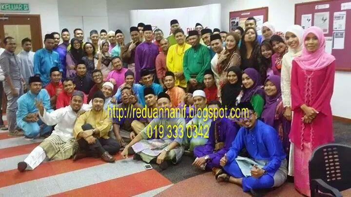 Imtiyaz Consultancy Open House Raya 2014 di Pusat Sumber Takaful Wangsa Maju.