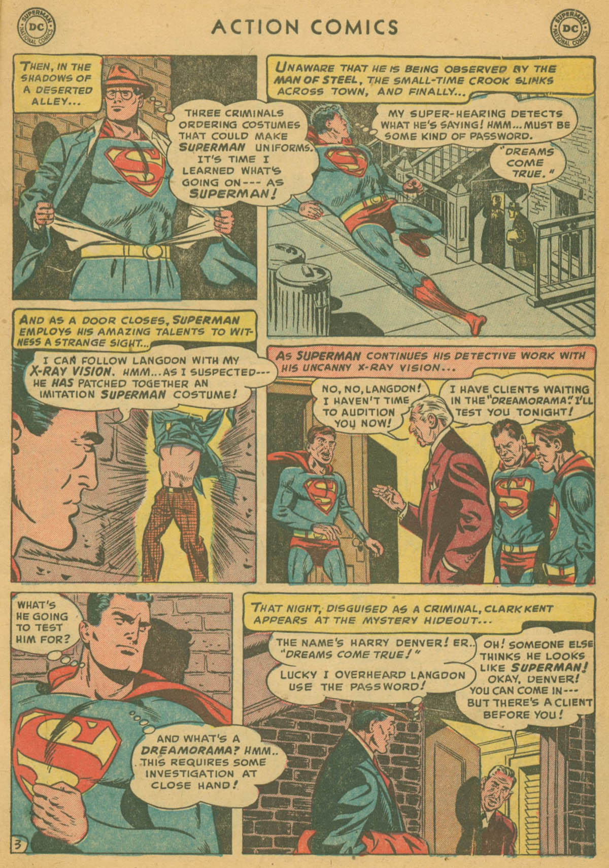 Read online Action Comics (1938) comic -  Issue #178 - 5