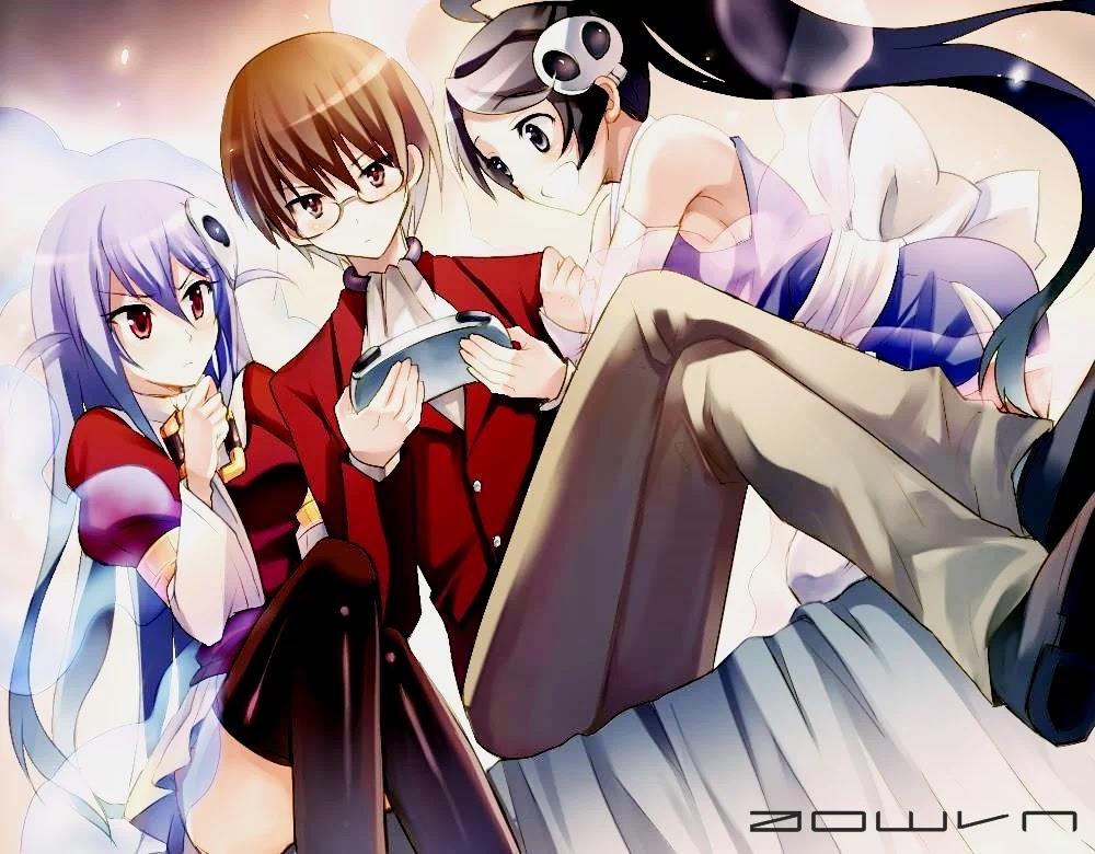 kami nomi aowvn%2B%25282%2529 - The World God Only Knows - Kami nomi zo Shiru Sekai | Manga Online - Thánh Tán Gái