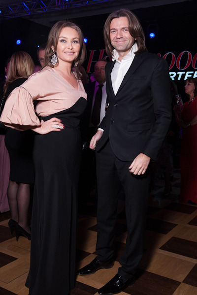 Жена Дмитрия Маликова