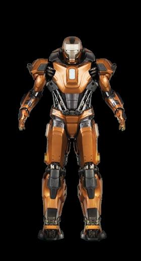 Homem de Ferro - Peacemaker - Mark 36