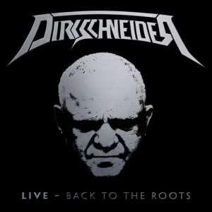U.D.O. - Live - Back To The Roots - Accepted