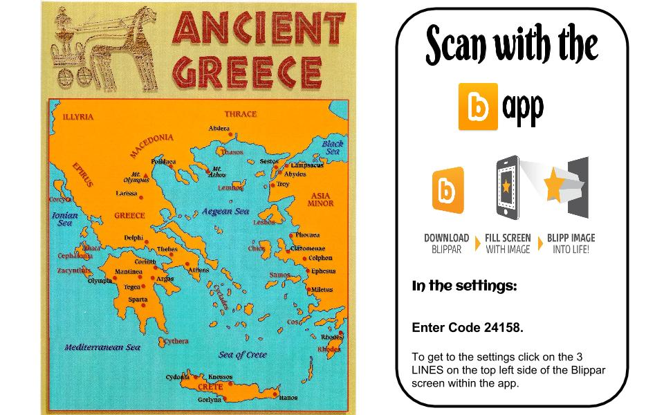 Diary Of A Techie Chick Bringing Ancient Greece To Life Via