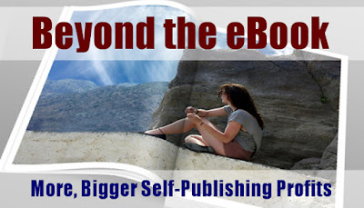Paperbacks on CS, Lulu - Beyond the Ebook: More, Bigger, Self-Publishing Profits