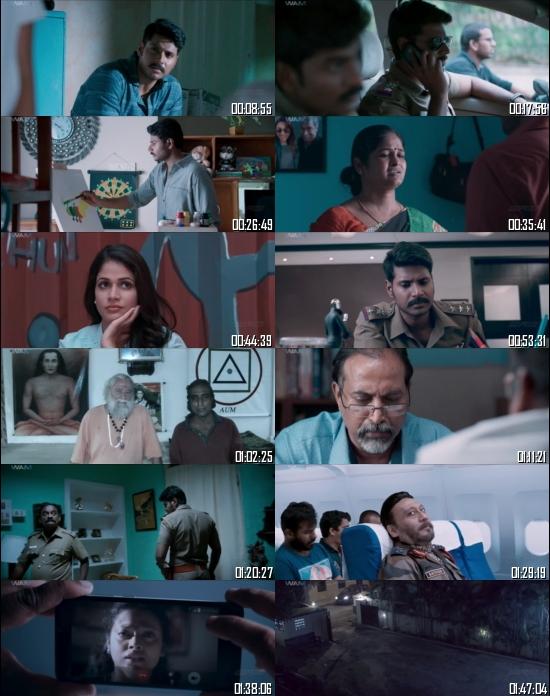 Maayavan 2019 Hindi Dubbed 720p 480p Full Movie Download