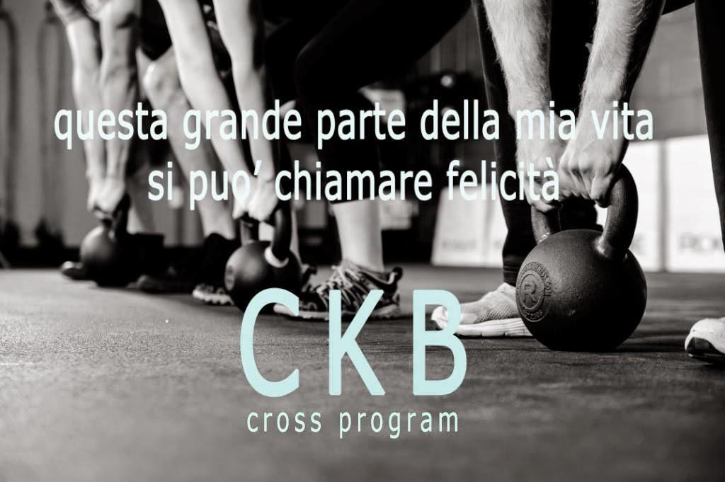 Top CrossFit CKB 'RomaNord' GT18