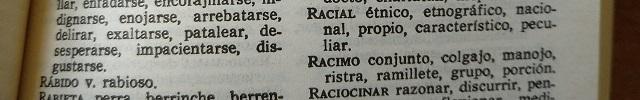 Palabras y términos botánicos y fúngicos que empiezan por la letra R