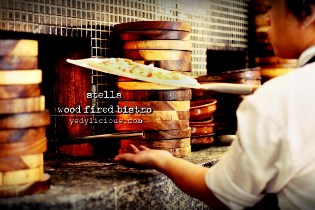 Stella Wood Fired Bistro, BGC