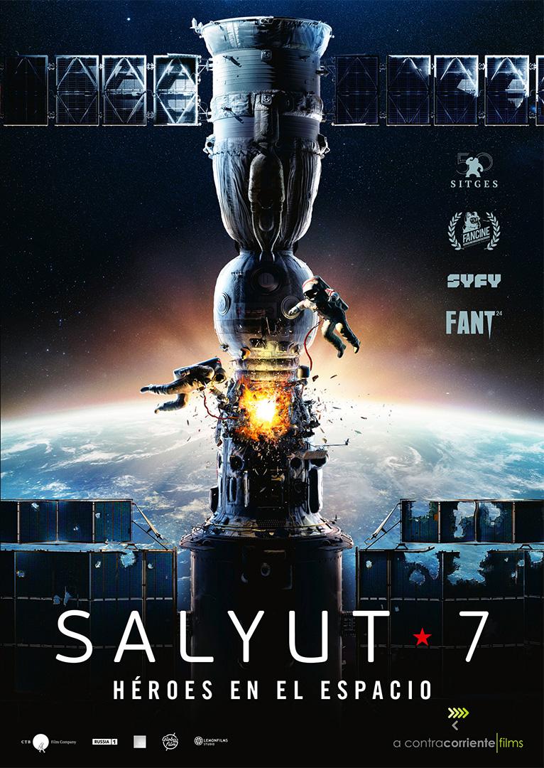 Agora de Ideas: Salyut-7... de Klim Shipenko