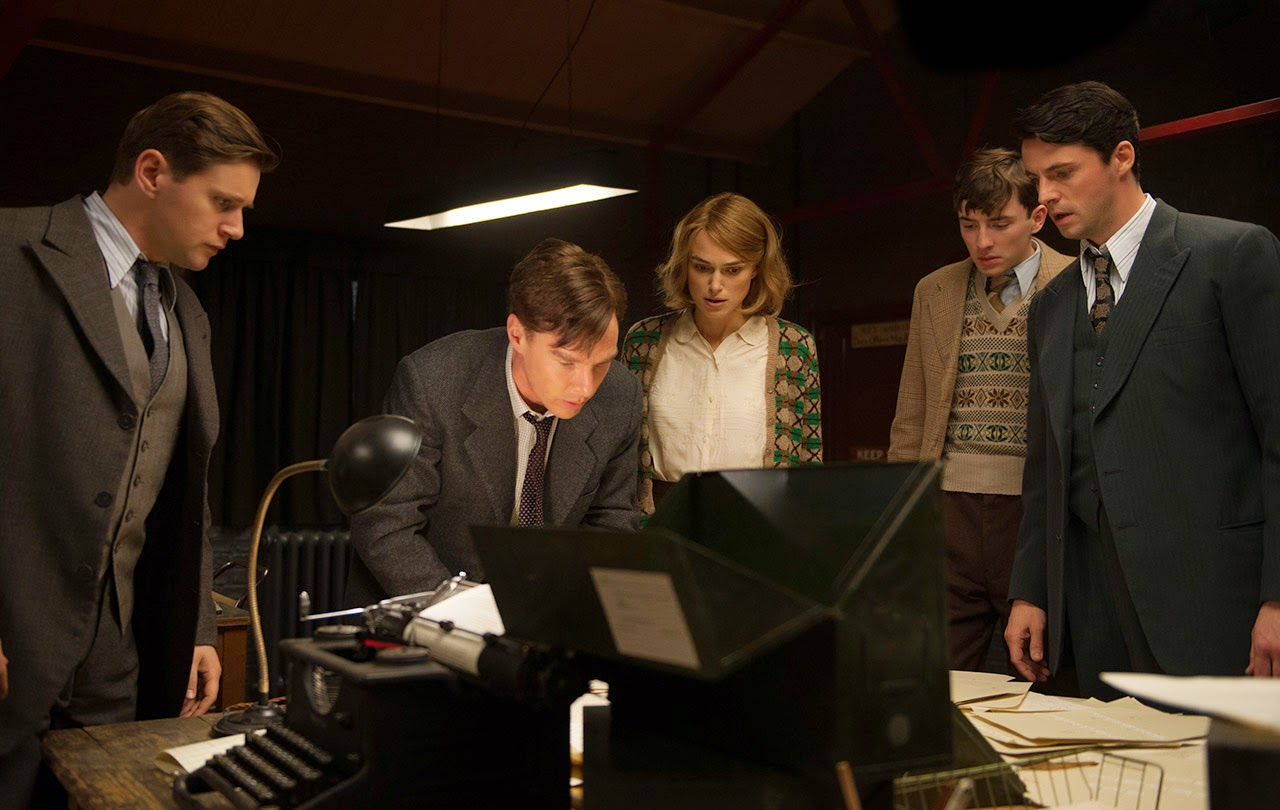 the imitation game-allen leech-benedict cumberbatch-keira knightley-matthew beard-matthew goode