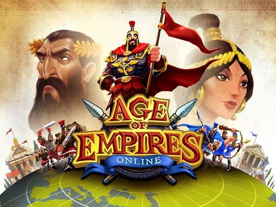 jogo Microsoft Age of Empires Online