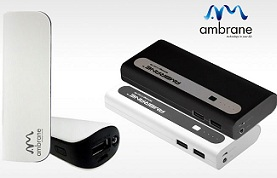 Ambrane P-1310 13000mAh Power Bank for Rs.791 Only @ Nearbuy (Lowest Price Deal)