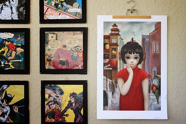 MODify: Three Thrifty Ideas for Hanging Artwork In Your Home