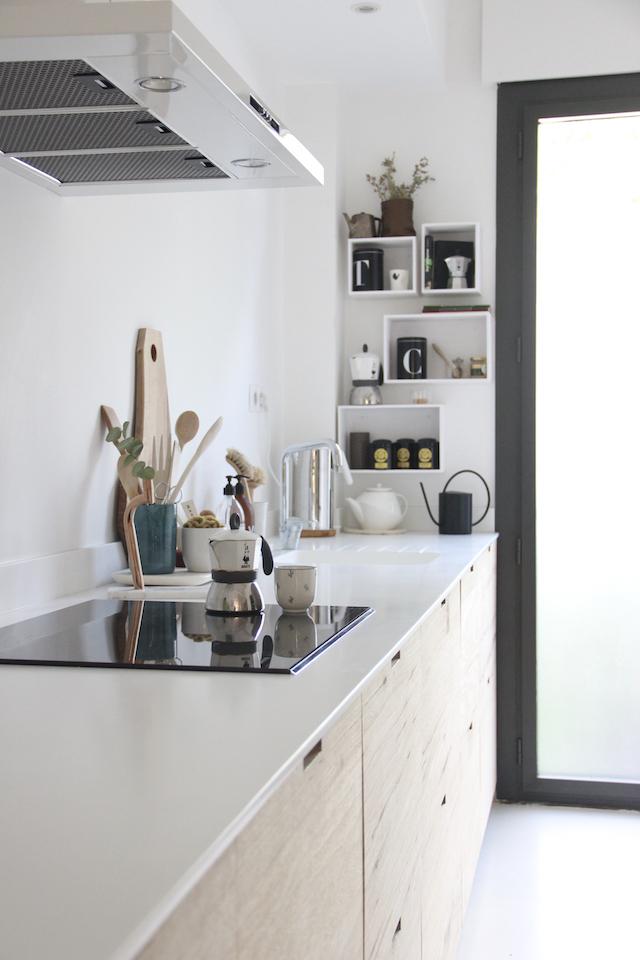 Appunti di casa: Ikea hack: stile minimal e raffinato per la cucina ...