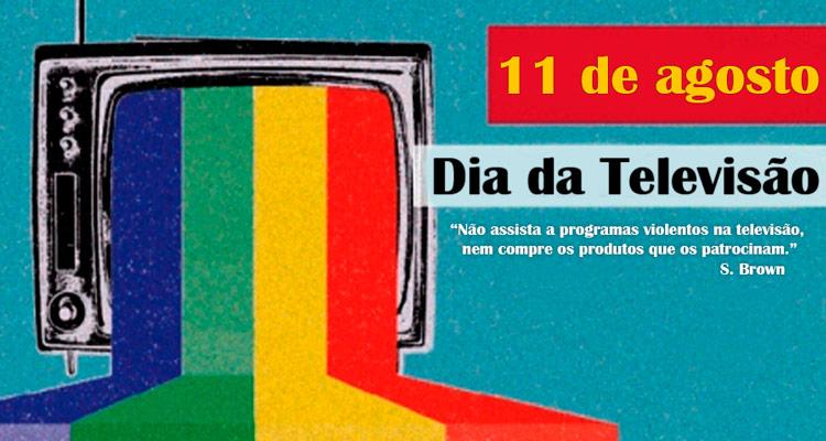 Dia da Televisão – Foto: Reprodução/ S1 Noticias