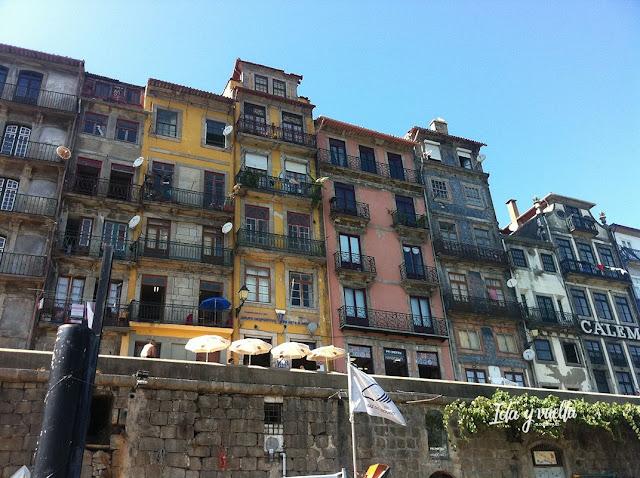 Razones Oporto calles