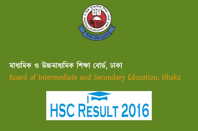 How to get HSC result 2016 Dhaka education Board