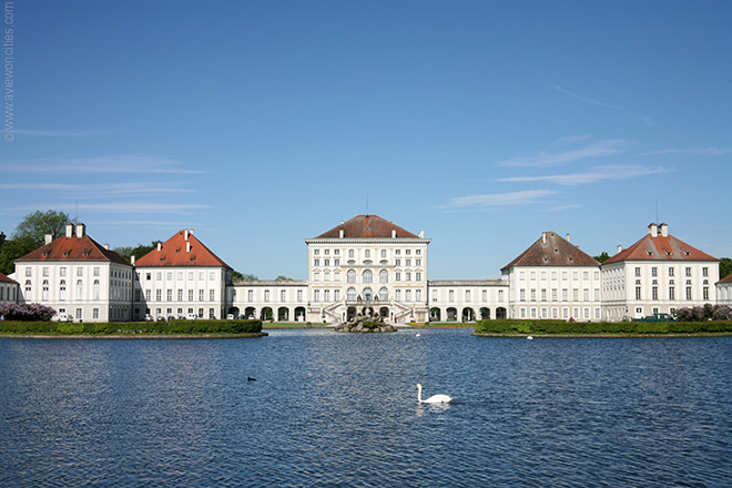 Palácio Nymphenburg - Munique