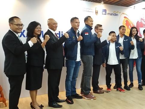 AXA Mandiri Dukung Tim Indonesia Melalui Perlindungan Asuransi Jiwa