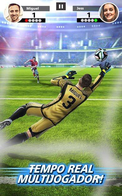 Football Strike - Multiplayer Soccer v 1.24.1