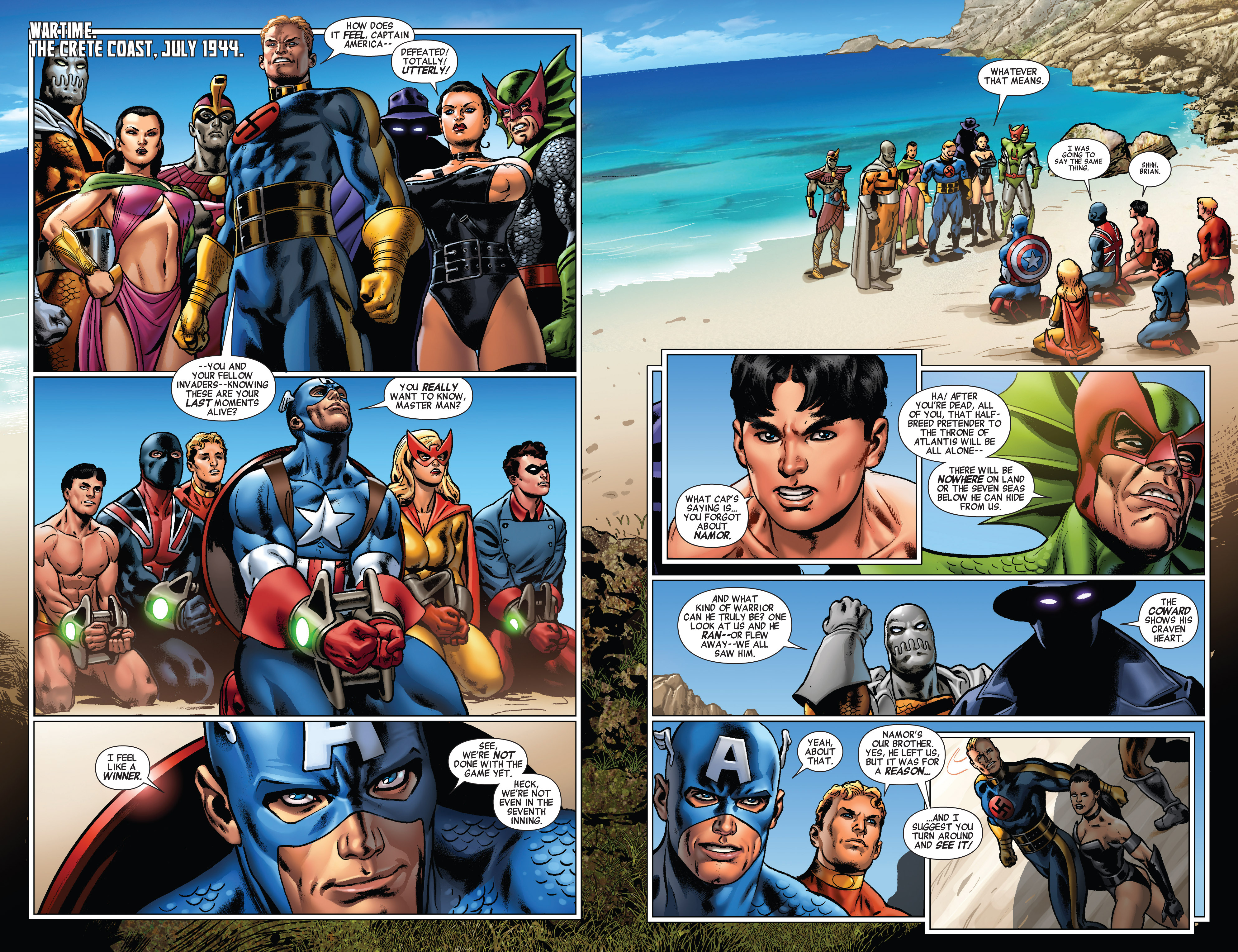 Read online All-New Invaders comic -  Issue #4 - 3
