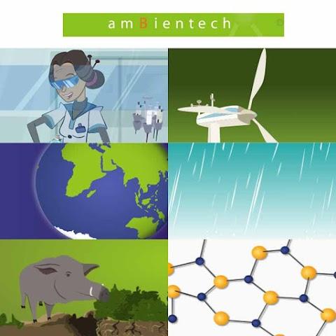AMBIENTECH: Ciencia, Tecnología y Medio Ambiente para educación secundaria