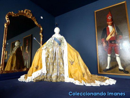 Vestido de Catalina, Palacio de Catalina de Pushkin