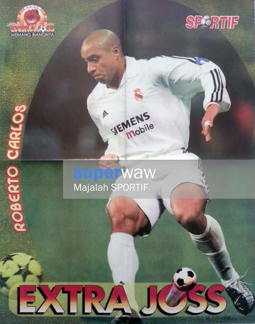 Roberto Carlos (Real Madrid 2002)