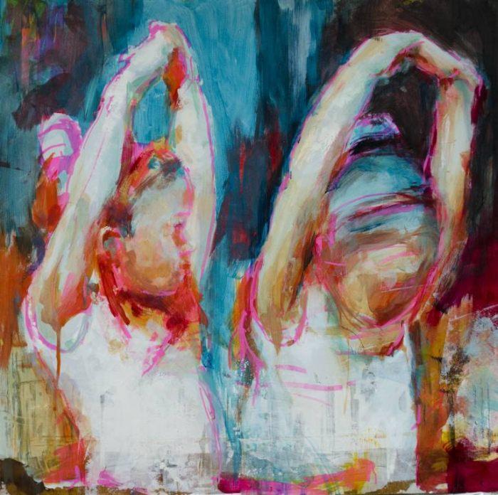 Чилийский художник. Fernanda Cataldo