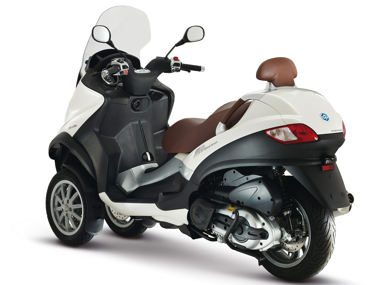 2012 Piaggio Mp3 Touring 500IE Business Insurance Information