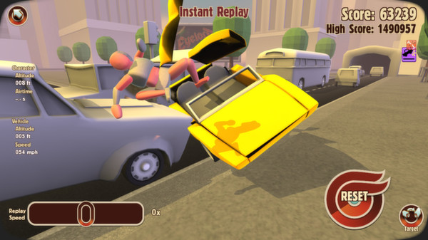 Turbo Dismount PC Game